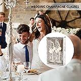 arthomer Hochzeit Champagnerglser Sektkelche Transparenter Rotweinglser Fr Die Hochzeit Bankette...