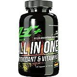 ZEC+ ALL in ONE Antioxidantien & Vitamine - 120 Kapseln, Multivitamin-Präparat mit Kombination aus...