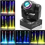UKing 50W LED Moving Head,Disco Bühnenlicht mit 8 Muster 8 Farben Gobo Strahler,10/12 Kanäle,LED...