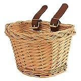 EIRONA Kinderfahrrad-Lenkerkorb, Fahrradkorb-Aufhängekorb, geeignet für Jungen und Mädchen,...
