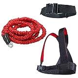 YNXing Fitness-Seil fr Krafttraining Widerstandsseil fr Konditionstraining Das Trainingsgert Der...