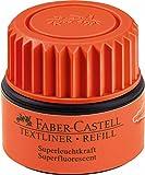 Faber-Castell 154915 - Refill für Textliner 1543, 1546 und 1548, orange