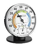 TFA Dostmann Präzisions Thermo-Hygrometer,45.2033 , zur Raumklimakontrolle, analog, mit...