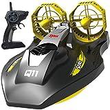 SYMA RC Boot 2.4GHz Fernbedienung Schnell Boot Spielzeug Q11 Boot mit Starker Kraft Geschenk für...