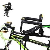 Kindersitz Vorne Fahrrad, Fahrradsitz Vorne Für Kinder Einstellbar Fahrradsitz Kind Vorne Mit...