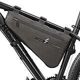 Fahrrad Rahmentasche Wasserdicht Oberrohrtasche, Fahrrad Dreiecktasche Fahrradtasche Rahmen fr...