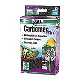 JBL Carbomec activ 6234500 Hochleistungs-Aktivkohle für Filter von Süßwasser Aquarien,800 ml