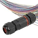 Praktisch langlebiger wasserdichter Kabelstecker, effizienter wasserdichter IP68-Kabelstecker,...