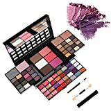 perfecthome Lidschatten-Palette Make-up-Kit Lidschatten-Box 72 Farben Alles in einem...