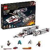 LEGO 75249 Star Wars - Widerstands Y-Wing Starfighter, Mehrfarbig