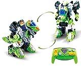 VTech 80-521064 RC Roboter-T-Rex Spielzeugdinosaurier, ferngesteuerter Roboter, automatische...