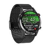 WEINANA L13 Smart Watch Herren-EKG + PPG Herzfrequenz-IP68 wasserdichte Bluetooth Anruf Smartwatch...