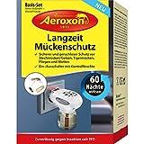 Aeroxon - Anti Mücken-Stecker - Perfekt geeignet zur Abwehr von Stechmücken/Gelsen, Tigermücken,...