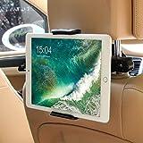 Tablet Halterung Auto, POOPHUNS KFZ-Kopfstützen Tablet Halterung, 360 Grad Drehung, Einfache...