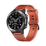 KUNGIX Smartwatch, Sportuhr Voller Touchscreen Fitnessuhr Fitness Tracker Armband 5ATM Wasserdicht...