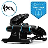 Klarfit Galaxy Step Ministepper mit Power Ropes Fitness-Stepper Up-Down-Stepper fr Anfnger &...