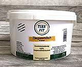 TierFit Ziegenmilch Pulver für Hundewelpen als Muttermilchersatz  tragende Hündinnen ...