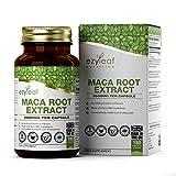 Ezyleaf Maca-Wurzel 3500 mg   180 Kapseln, 10:1 dosiertes Extrakt   Gentechnikfrei, ohne künstliche...