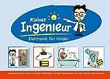 Kleiner Ingenieur: Elektronik fr Kinder. Lernpaket mit allen elektronischen Bauteilen, die fr die...
