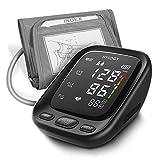 Blutdruckmessgert Oberarm, HYLOGY Digital Vollautomatisch Blutdruckmessgert und Pulsmessung, Groes...