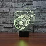 3D LED Tischlampe Acryl Nachtlicht Cartoon Hollywood Film Charakter Kinder Junge Kinder Geschenk...