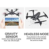 Überwachungskamera Dome GW106 RC Drone mit Kamera 720P WiFi FPV Altitude Hold APP Steuerung...
