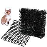'N/A' 5pcs Katzen-Abwehrstreifen Tier-Barriere, 385x385cm Katzenabwehr Spikes Tiervertreiber,...