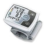Sanitas SBM 03 vollautomatisches Handgelenk-Blutdruckmessgerät, mit Pulsmessung, inkl....