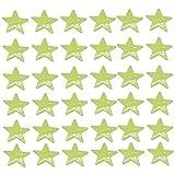 Weilifang Leuchtende Aufkleber Plastic Stern-Wand-Aufkleber-Flecken-Abziehbild-Dekoration-Abziehbild...