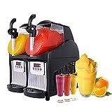 Kommerzielle Slushy-Maschine - Juice Smoothie Margarita Gefriergetränkemaschine Eis-Slush-Maschine,...