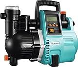Gardena Comfort Hauswasserautomat 5000/5E LCD: Hauswasserpumpe mit LC-Display, energiesparend,...