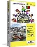 Portugiesisch-Kindersprachkurs von Sprachenlernen24.de: Kindgerecht bebildert und vertont für ein...