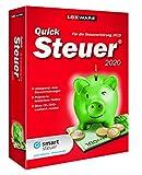 Lexware QuickSteuer 2020 für das Steuerjahr 2019|Minibox|Einfache und schnelle...