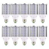 Energiesparlampen, LED-Maisbirnen 20W, 180W-Glühlampenäquivalent, Tageslichtweiß, 1000Lm, E27 /...