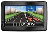 TomTom Via 135 Europe Traffic Navigationssystem (13 cm (5 Zoll) Touchscreen, Speak und GO,...