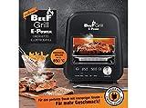 E-Power GOURMETMAXX 8100 BeeFGrill Oberhitzegrill Beef Maker, Elektrogrill 850 C