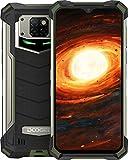 DOOGEE S88 Pro (2020) Outdoor Handy 4G Wasserdichter Smartphone Ohne Vertrag Mecha Atemlampe...