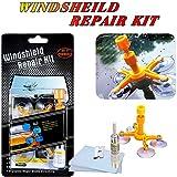 Manelord Auto Windshield Repair Kit, Car Windschutzscheiben Reparaturset Werkzeug for Windshield...