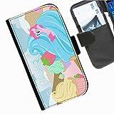 Hairyworm- Kuchen Seiten Leder-Schützhülle für das Handy LG G2 (D800, D802/TA, D803, VS980,...