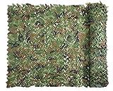 Landwirtschaftliches Sonnenschutznetz Tarnnetz Camouflage Netz Woodland Armee Tarnung Net for Deko...