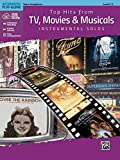 Top Hits from TV, Movies & Musicals Instrumental Solos - Tenor Saxophone (incl. CD): Tenor Sax, Book...