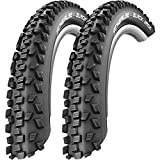 2 x Schwalbe Black Jack Draht Reifen 26 x 2,0 | 50-559 schwarz