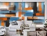 Fototapete 3D Effekt Modernes Unbedeutendes Abstraktes Ölgemälde Moderne Wandtapete Wohnzimmer...