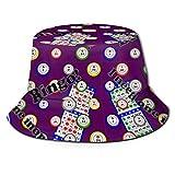 Bingo Ich Brauche noch einen Numbe Bucket Hat Unisex Sonnenhut Fisherman Packable Trave Cap Fashion...