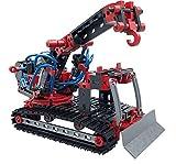 Pneumatic Power - der Pneumatik Spielzeug Bagger und 4 weitere Modelle von fischertechnik...