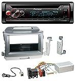 caraudio24 Pioneer DEH-S720DAB MP3 DAB CD Bluetooth USB Autoradio für Kia Sportage 3 10-15 Navi...