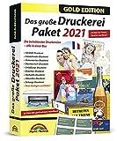 Das große Druckerei Paket 2021 - Einladungen, Glückwunsch Karten, Etiketten, CD-DVD Labels,...