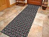 Korridor Teppich- Flur Teppich Läufer, Breite 50cm / 90cm / 110cm erhältlich, Länge Anpassbare...