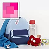 Personalisiertes wasserfestes und wetterfestes Starter-Paket mit Etiketten und Taschenetiketten für...