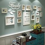 Bilderrahmen Collage Brief pastoralen schlafzimmer wohnzimmer massivholz kreative kreative foto wand...